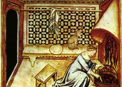 Food Narratives & Kitchen Culture: From Boccaccio's World Through The Renaissance