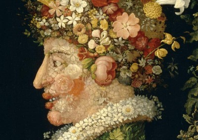 Arcimboldo: Unusual Self Portraiture
