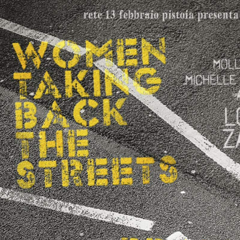 Women Taking Back The Streets