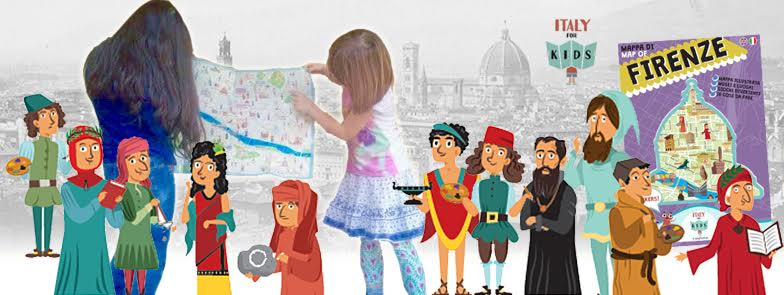 Mapping Florence with Kids