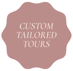 custom tailored tours florence